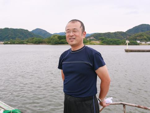 Vol.4 豊龍丸 船長 大下真司さん